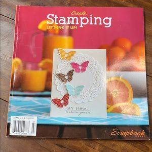 Stamping Scrapbook trends idea book